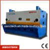 QC11y barato QC12y Hydraulic Sheet Metal Plate Guillotine Shear Machine, Sheet Metal Cutting e Bending Machine