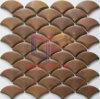 Мозаика маштаба рыб сделанная Медью (CFM1035)