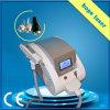 ND 1064/532nm à commutation de Q portatif : Déplacement de tatouage de laser de YAG, machine de raffinage de pore
