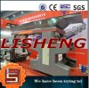 < Lisheng> High Speed 4 Colors Printing Machine pour le film plastique, Paper, Non-Woven
