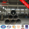 Im FreienPolygonal Coating Hot DIP Galvanized Pole für Afrika Market