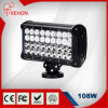 9.5inch 108W Four Row LED Work Light Bar