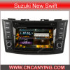 GPS를 가진 스즈끼 New Swift, Bluetooth (AD-6675)를 위한 특별한 Car DVD Player