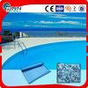 Doublure en plastique de PVC de qualité de piscine