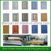 Дверь шкафа мембраны PVC самомоднейшей конструкции