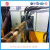 Linha de produção horizontal pequena máquina da barra de bronze de carcaça contínua