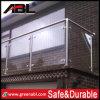 Нержавеющая сталь Балкон Стекло Перила (DD002)