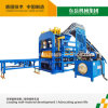 Qt4-15c Auto Interlocking Paving Bricks Production Line (インドの50のプラント)