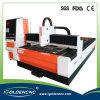Machine de découpage extérieure coupée par laser de laser de fibre d'écran en métal 1325