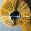 Cepillo doblado material del barrendero de camino del círculo de la mezcla (YY-120)