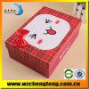Forma de retângulo de papel caixas de presente com placa de papel dura para o partido ou o aniversário