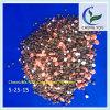 Fertilizante compuesto de los productos químicos NPK