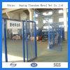 Material Storage를 위한 임시 Frame Mesh Fence