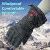 Golf Heated, Ski Glove, Warm Gloves para Winter Outdoor Sports, 3-8 Hours Usar Tiempo