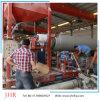 Tubo de la presión de la fibra de vidrio que hace las máquinas de enrollamiento usadas máquina del filamento para la venta