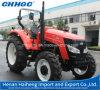 Верхние тракторы качества 80HP-130HP 4WD аграрные/тракторы колеса фермы