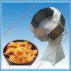 Microplaquetas de batata/misturador concreto sabor do amendoim