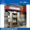 Machine de moulage isolante efficace élevée de briques réfractaires