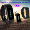 Neuestes modernes Bluetooth intelligentes Armband mit Multi-Funktionen (K2)