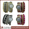 Selling quente em Quartz 2014 Fashion Lady Watch