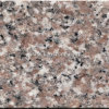 Alta calidad pulido G635 Anxi Red Granite Tiles