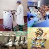 공장을%s 새우 껍질을 벗김 그리고 기계 새우 Peeler Deveining 기계