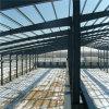 Taller de la estructura de acero del bajo costo (ZY212)