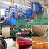 Die gerollte Stahlfarben-Beschichtung-Zeile produzieren und installieren