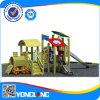 Apparatuur van de Speelplaats van de Jonge geitjes van de Reeks van het hout de Houten Openlucht voor het Spelen het Huis van de Tuin