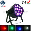 12X10W RGBW 4 in 1 LED PAR luce