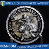 Piccole monete su ordinazione del metallo 3D per i regali del ricordo