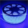Color azul claro de la cuerda del alto voltaje AC220V LED