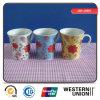 Porcelain colorido Mug para Daily Use