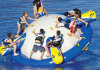 Spiaggia Toys di Inflatable Water Game Water di estate