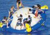 Spiaggia Toys di Inflatable Water Game Water di estate