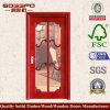Porta de madeira de vidro interior do MDF do quarto (XS3-013)