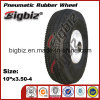 10 Inch Pneumatic Rubber Wheels for Boat Trailer
