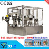 Dy9312 type rotatoire automatique machine à étiquettes de l'eau minérale