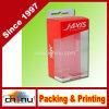 Paper de empaquetado Box con Window y Handle (1223)