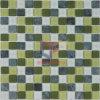 Rétro Style Glass et Stone Mixed Mosaic (CS124)
