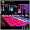 Automatisch bunte LED-Tanzboden-Beleuchtung justieren