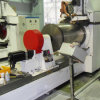Заклиненный сварочный аппарат трубы экрана провода