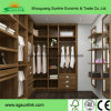 Новый деревянный шкаф шкафа спальни меламина для проекта гостиницы (цена по прейскуранту завода-изготовителя)