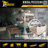 Dry único disco eletromagnética Zircon Rutilo Monazita Tungsten Titanium Separator