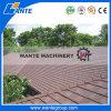 Mattonelle di tetto rivestite del metallo della pietra spagnola di stile del materiale da costruzione del tetto