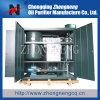 Máquina del purificador de aceite de la turbina de la basura del alto vacío/filtro del aceite lubricante/máquina de la purificación