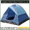 Im Freien reisendes wasserdichtes Abdeckung-Kabinendach-kampierendes Zelt