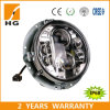diodo emissor de luz de Headlight do CREE 7inch para Motorcycle Harley