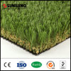 Estera plástica verde Anti-ULTRAVIOLETA de la hierba de la venta directa de la fábrica para el jardín