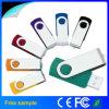Mecanismo impulsor promocional del flash del eslabón giratorio del disco de destello 2GB/4GB/8GB del USB 2.0 del mecanismo impulsor del pulgar del regalo